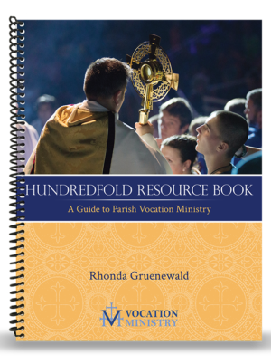 Hundredfold Resource Book cover.
