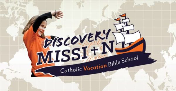 Vocation Bible School logo.
