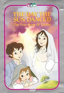 DVD cover for the day the sun danced.