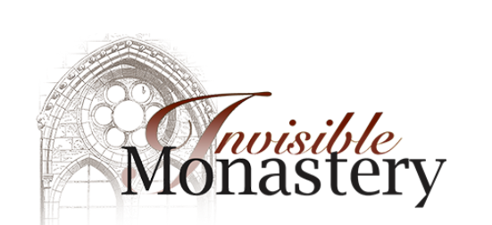 Invisible Monestary logo.