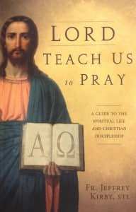 Lord Teach us to Pray book cover.