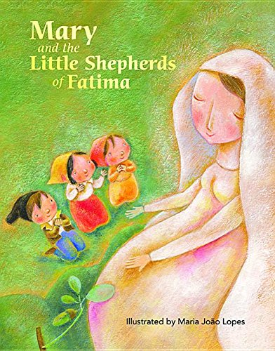 book cover of mary and the little shepherds of fatima