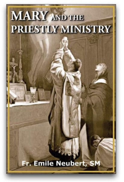 Graphic for Mary and the Priestly Ministry.