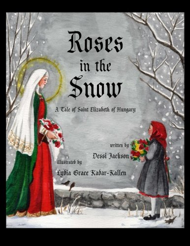 cover of Roses in the Snow