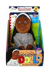 Sr. Mary Clara Vocations Doll.