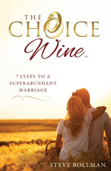 Book Cover for The Choice Wine.