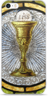 catholic iphone case with chalice