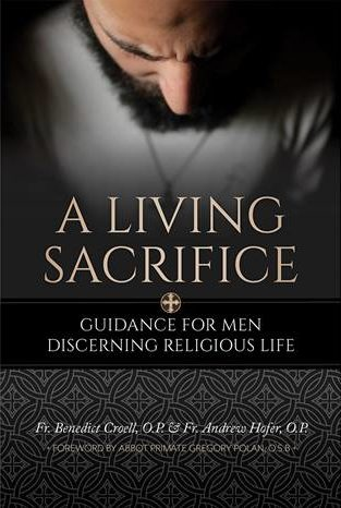 Book cover for A Living Sacrifice.