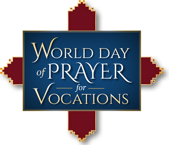 world day of prayer for vocations logo.