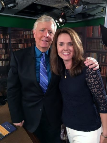 EWTN Day #3 - EWTN Bookmark taping with Doug Keck - Vocation Ministry