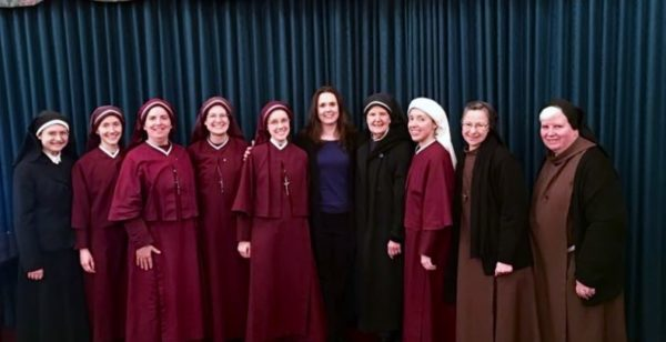 Nuns of St. Francis of the Holy Eucharist