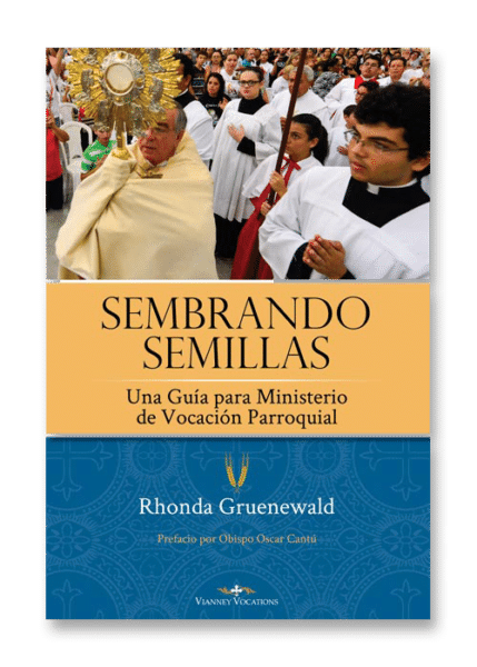 book cover of sembrando semillas.