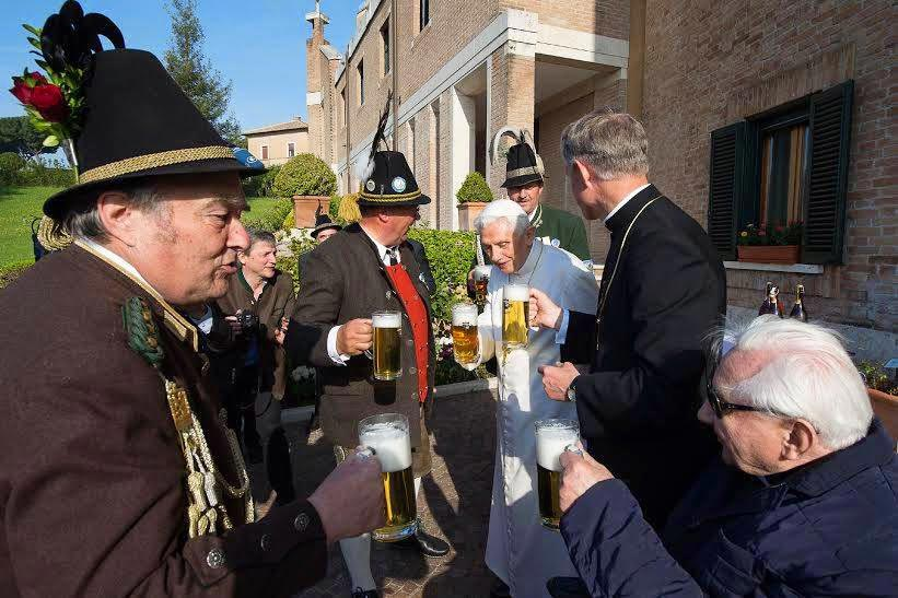 International Buy a Priest a Beer Day.