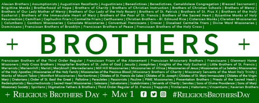Religious Brothers Day web.