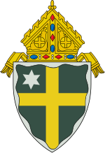 grand island diocese crest.